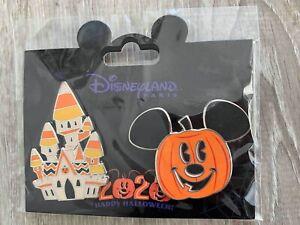 Pin Disneyland Paris Citrouille & Château Pumpkin & Castle Halloween 2020