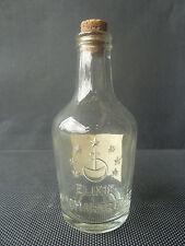 Ancienne petite bouteille La grande Chartreuse élixir végétal Garnier Old French