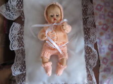 """No Doll Beautiful Knit Complete Set For 9"""" Teeny Tt Choose Any Color"""