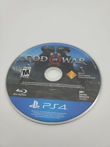 God of War for PlayStation 4 New Video Game PS4 mint played once ship fast ps4