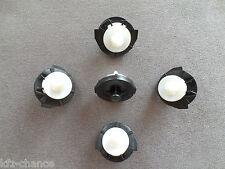 5 x Innenverkleidung Türverkleidung ZWEITEILIG Halter Clip VW POLO Bj 95 - 02