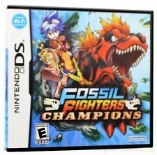 Nintendo DS: Fossil Fighters Champions