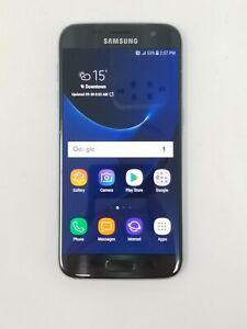 Samsung Galaxy S7 - 32GB - Black (Unlocked) - Fair Condition