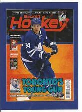16-17 Auston Matthews Beckett Oversize Card Toronto Fall Expo 552/999 Mint Rare