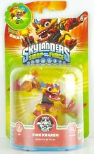 Skylanders Swap Force Swappable Fire Kraken Figure Pack Bounce New Kids Toy Gift