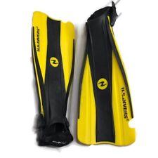 DIVERS Shredder Sar spezielle Kurzflosse U.S gelb oder schwarz