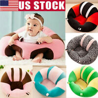 Infant Sofa Support Chair Seat Cover Pad Baby Learn Sit up Protector Cushion