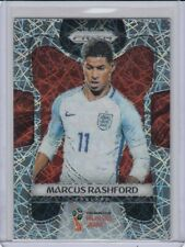 # 72 Marcus Rashford  Rookie Rc   2018 Panini Prizm World Cup Lazer England