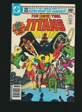 New Teen Titans #1, 7.0/Fine to VF