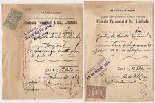 ARGENTINA ARGENTINE 2  MONEDA LEGAL BUENOS AIRES 1917. L940