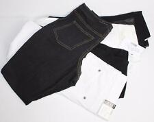 5 Hue Leggings Pants White Black Jeans Denim TAG Stretch Bundle Lot New S