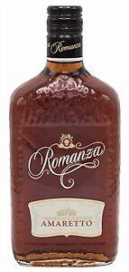 (9,27€ / 1l) Romanza Amaretto 20% 0,7l