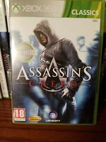 Assassin's Creed - XBox 360 - Disc Only - Tested - Fast Free Shipping!