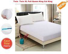 Mattress Cover Waterproof Pad Protector Bedding King Queen Full Twin Twin Xl New
