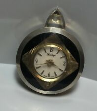 VINTAGE HERITAGE MECHANICAL WATCH NECKLACE ISSUE MISSING CROWN RARE!