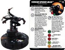 Marvel Heroclix-Tierra X-Venom Spider-Man #066 - Chaser Chase Raro