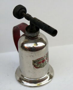 WESTERN GIANT : ALCOHOL BLOWTORCH: RARE