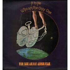 Van Der Graaf Generator Lp Vinyle H à He Qui Am The Only One Son charisme 