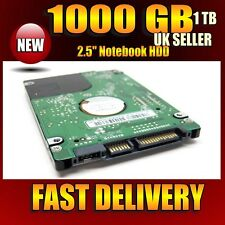 "FOR TOSHIBA SATELLITE C660-1JJ 2.5"" 1TB SATA HDD LAPTOP HARD DRIVE"