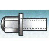 "Grayston Revolution & Mamba Style Sleeved Wheel Nut M12x1.5mm 11/16"" Shank"