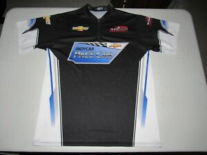Indy Car Experience Indycar Pace Car Jersey Shirt Men's Size XL Indy 500