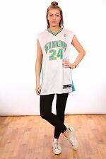 New Orleans Hornets basketball jersey / vest Mashburn #24 Reebok NBA
