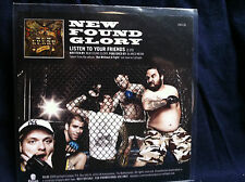"""CD:==SINGOLO  NEW FOUND GLORY == """"LISTEN TO YOUR FRIENDS"""""""
