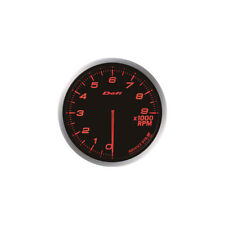 DEFI 60MM ADVANCE BF TACHO GAUGE RED