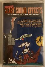 Son Of Scary Sound Effects Cassette  Halloween  🎃