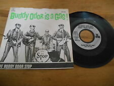 "7"" Punk Buddy Odor - .. Is A Gas ! / I Love You Madly (2 Song) ARIOLA"