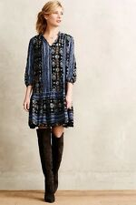 Winter Moon Tunic Dress Size SP PS Holding Horses NWT