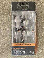 Star Wars Black Series Beskar Mandalorian 6 inch Figure No Reserve Free Shipping