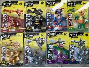 Heroes Of Goo Jitzu - DC Minis - FREE UK POSTAGE ✅