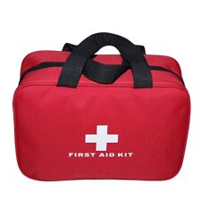 Outdoor Sports Camping Home Medical Emergency Survival First Aid Kit Bag LN