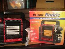 Mr. Heater Portable Buddy Propane Heater gas 4,000/9,000 btu indoor outdoor MH9B