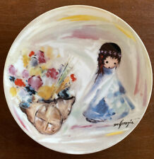 """knowles collector plates """" Gifts From The Sun� By Ettore """"ted� De Grazia"""