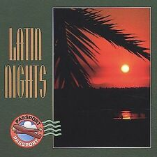 Various Artists : Latin Nights CD