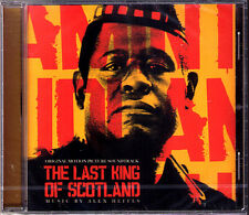 THE LAST KING OF SCOTLAND Alex Heffes Momo Wandel CD Letzte König von Schottland