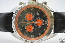Omikron Mens Swiss Falcon Sport Chronograph