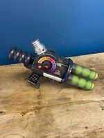 Toy Story - Zurgs Ion Blaster Gun - Includes 8 Foam Balls - Disney - lazer gun