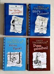 Gregs Tagebücher von Jeff Kinney