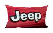 Jeep Grand Cherokee 14 Emblem Pillowcases