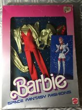 Space Fantasy #2737-European Issue Barbie Astro Fashions Space Racer-In Box-HTF