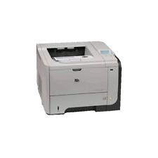 HP LaserJet P3015DN CE528A Schwarz/Weiß Duplex Netzwerk DIN A4