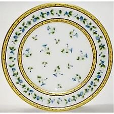 """MORNING GLORY by Raynaud Limoges BREAD & BUTTER Plate 6.5"""" NEW NEVER USED France"""