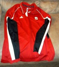 North Carolina State University Adidas Climacool Long Sleeve Shirt Medium  L@@K