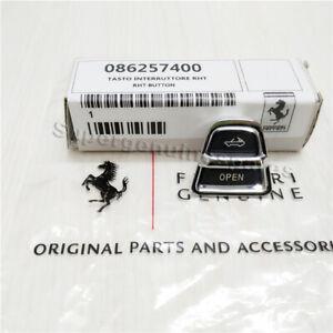 Genuine Ferrari California  Roof Control Button Switch 86257400 Brand New(1PC)