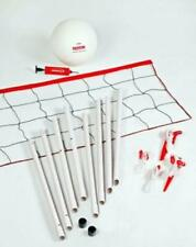 """Spalding 40-20114 Classic Volleyball Set, 20'x2"""""""