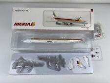 Hogan Wings 1/200 Iberia Douglas DC-8-63,EC-BSE,Airlines Desktop Model HG0366