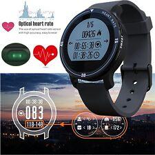 Waterproof Running Smart Watch Aerobic Exercise Heart Rate Monitor Sport Tracker